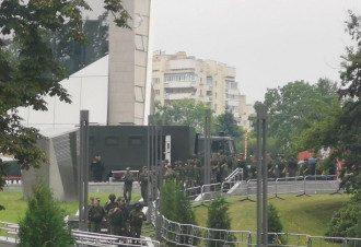 армія, Мінськ