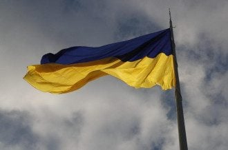 Украина,флаг