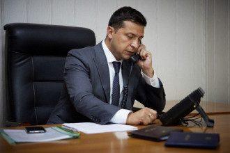 Зеленский и Помпео обсудили ситуацию на Донбассе / Офис президента