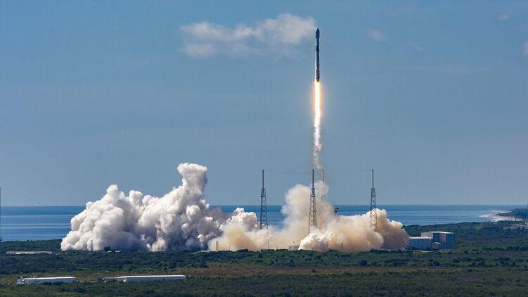 Ракета SpaceX Falcon 9