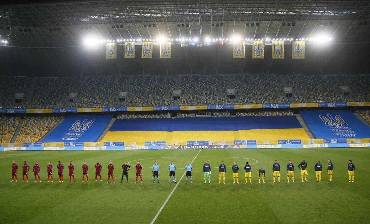Украина - Швейцария
