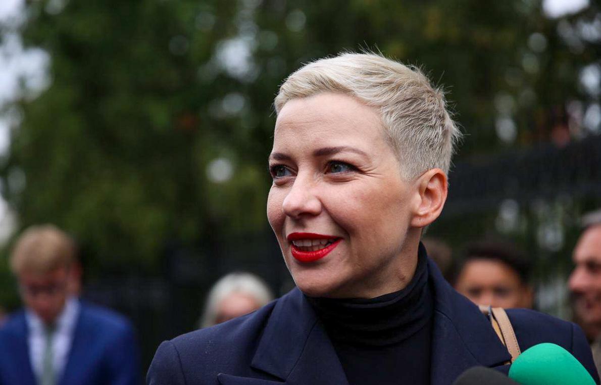 Марія Колесникова