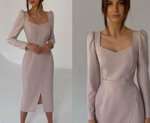 Модні сукні осінь-зима 2020-21