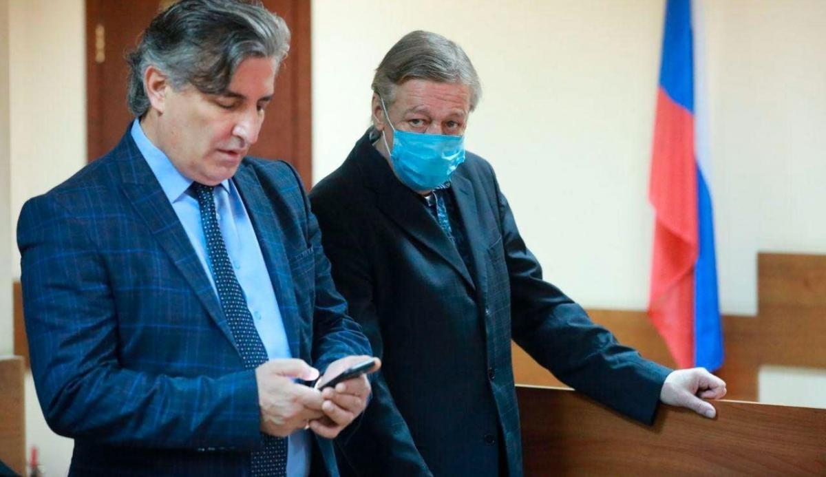 Ельман Пашаєв і Михайло Єфремов