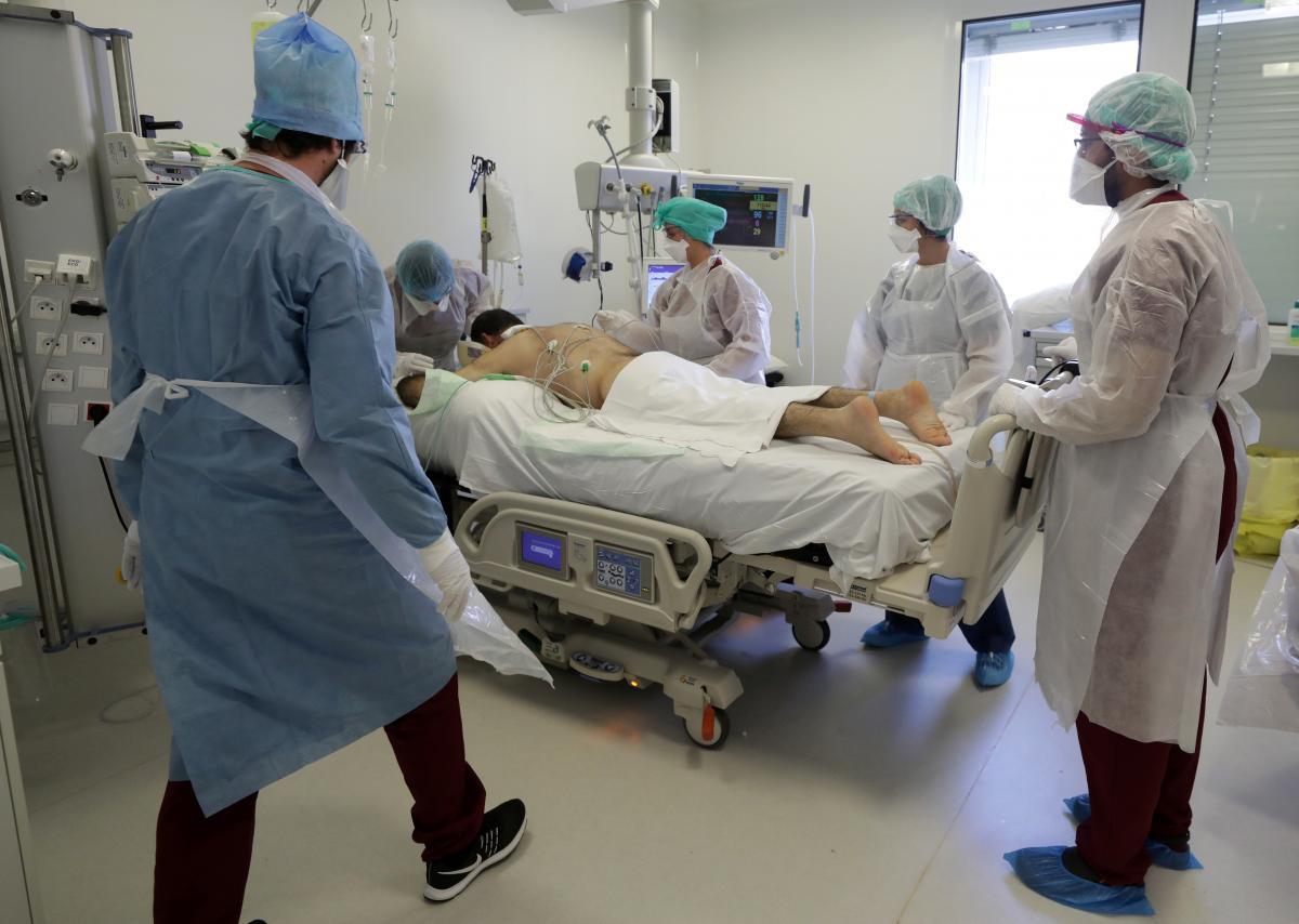 коронавирус,пациент
