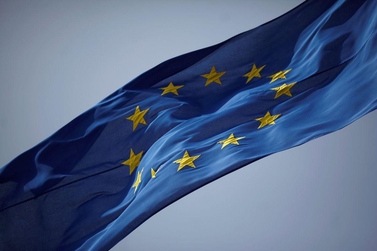 Флаг, ЕС