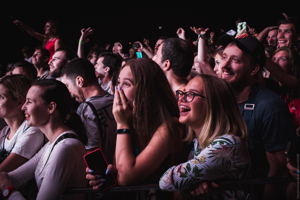 Концерт Київ-Дніпро