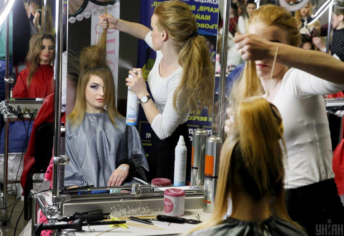 В Украине парикмахеры отмечают свой профессиональный праздник 13 сентября – С Днем парикмахера