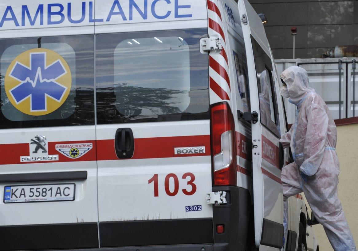 Из-за Covid-19 в Украине за сутки скончалось рекордное количество инфицированных – Коронавирус Украина