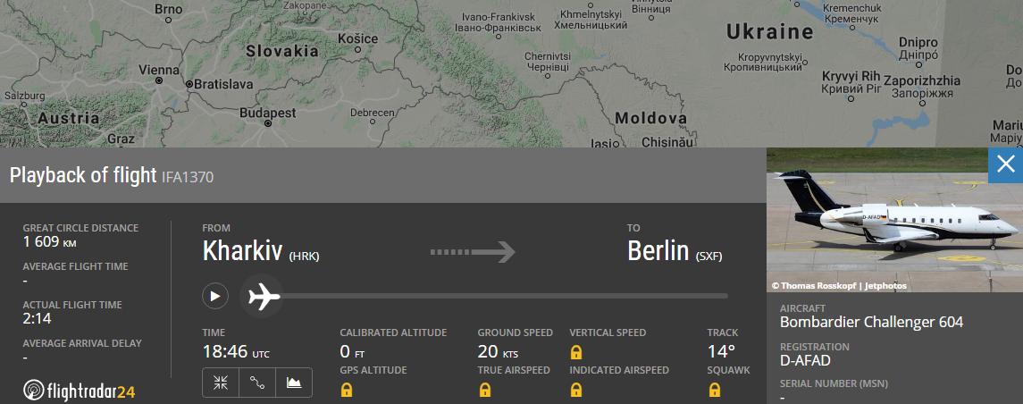 Журналісти з'ясували, що Кернеса доставили у Берліна та лікуватимуть у клініці Charitе – Кернес новини сьогодні