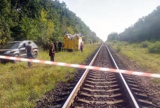 На Житомирщині під потягом, який їхав з Білорусі, підірвали колію – Житомирщина новини