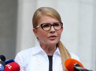 Хвора на коронавірус Тимошенко поділилася, що пережила кризовий стан – Коронавірус Тимошенко