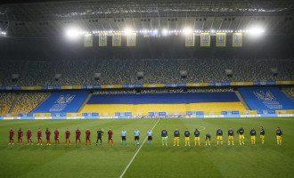 Україна - Швейцарія Ліга Націй