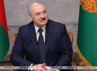 Лукашенко назвав свій можливий промах щодо президентства –  Лукашенко інтерв'ю сьогодні