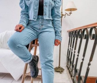 Модные джинсы осень-зима 2020-21