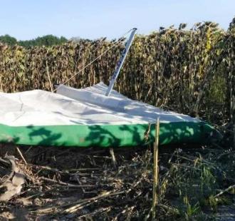 На Житомирщине разбился дельтаплан, погиб пилот – Новости Житомирской области