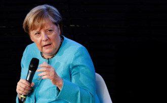 Меркель вважає, що прихильність до демократії в Білорусі буквально розтоптана ногами – Меркель Білорусь
