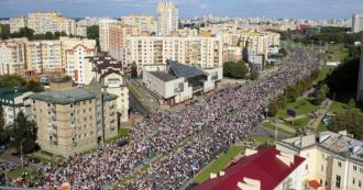 Марш мира Беларусь