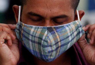 Лікар розповів, чи потрібна маска для обличчя в морозну погоду / Reuters