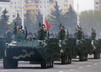Армія, Білорусь