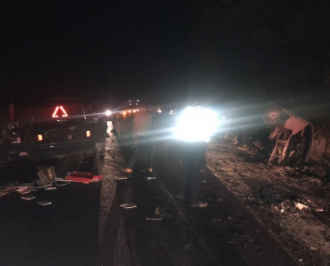 Журналісти дізналися, що в Чернівецькій області в ДТП потрапив пасажирський мікроавтобус, загинула жінка – Чернівці новини