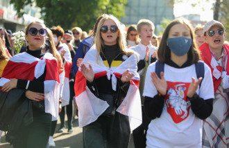 Беларусь,протесты