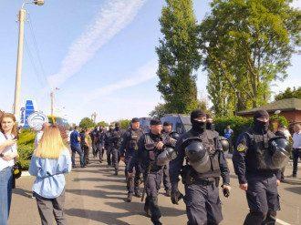 Под Одессой произошли столкновения с полицией / dumskaya.net