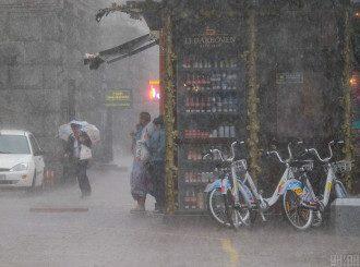 Експерт попередила, що в Києві у неділю пройдуть дощі – Погода Київ