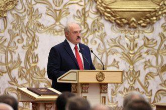 Відповідь Лукашенка на санкції ЄС - це блеф для своїх / Reuters