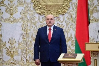 Шушкевич поделился, что Лукашенко по одной причине сделал тайную инаугурацию – Лукашенко инаугурация