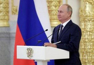 Пєсков сказав, що якщо Путіну присудять Нобелівську премію миру, це буде чудово – Путін Нобелівська премія