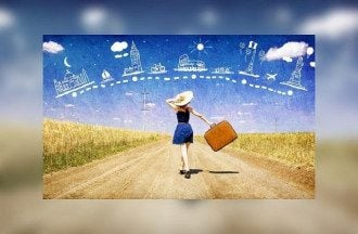 Привітання з Днем туризму - в прозі, вірші й листівки на День туризму