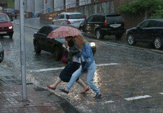 На вихідних у низці областей України очікується негода – Погода 26 – 27 вересня