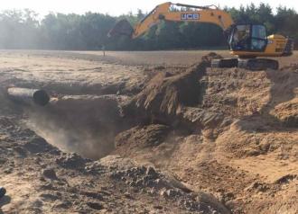 Обнародована наиболее вероятная причина взрыва газопровода под Киевом – Газопровод взрыв Украина