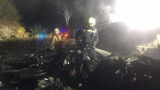 В результаті аварії Ан-26 під Харковом загинули більше 20 осіб