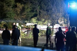 У результаті падіння Ан-26 під Чугуєвом загинули понад 20 осіб – Авіакатастрофа під Харковом