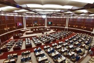 Парламент Азербайджан
