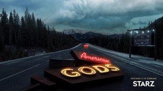Американські боги 3 сезон
