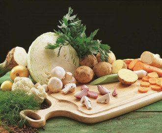 овощи_еда_капуста_картофель_картошка_морковь_лук_зелень_петрушка