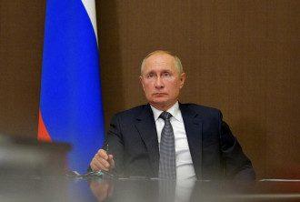Путін не готовий стріляти собі у ногу заради помсти Україні, поділився його спікер – Путін – Україна