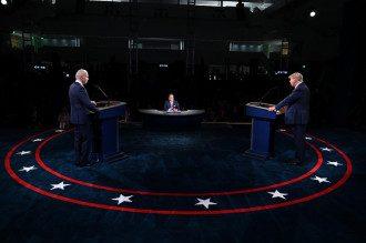 Дебати Трампа і Байдена в Огайо