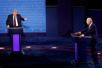 Песков сказал, что на дебатах между Трампом и Байден замечены новые проявления политической культуры в США – Байден Трамп новости
