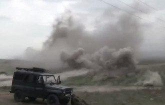Війна в Нагірному Карабасі