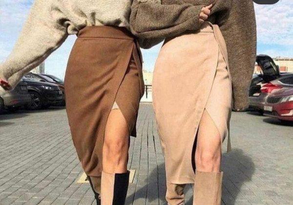 Модные юбки осень-зима 2020-2021