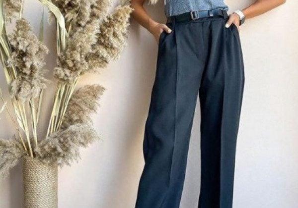 Модні штани осінь-зима 2020-2021