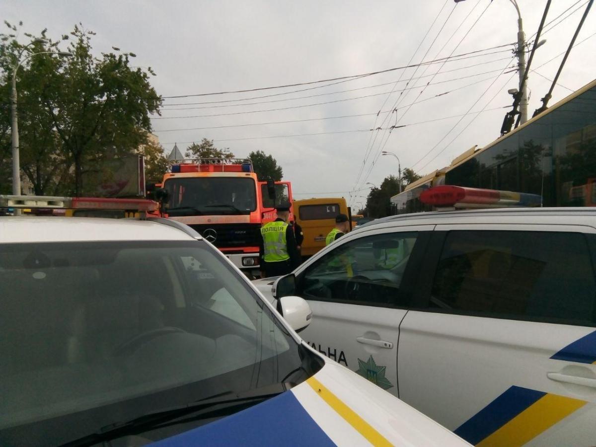 Смертельна ДТП в Києві 4 жовтня на Свободи