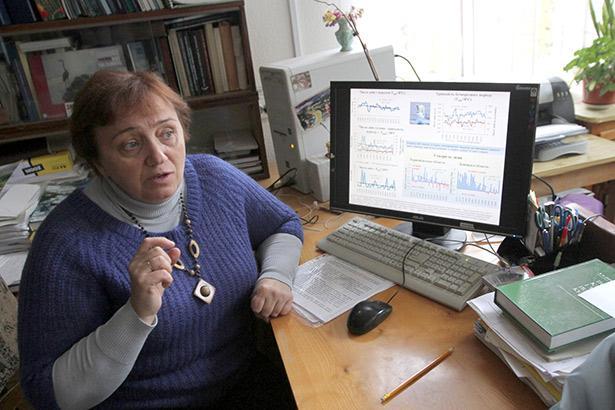 Вера Балабух