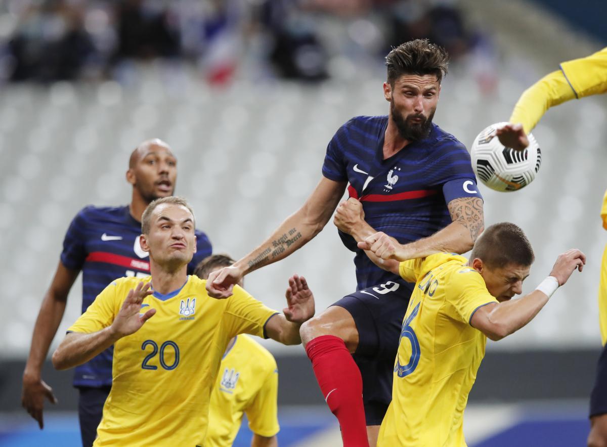 Франція - Україна
