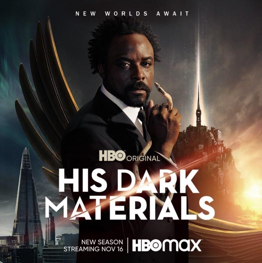Темні Матерії 2 сезон - постери