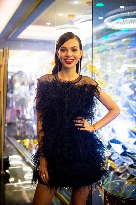 Супер топ-модель по-українськи учасниці: Саша Литвин